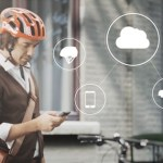 Safety Tech: Volvo makes helmet which warns of nearby cyclists