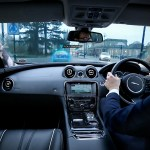 Jaguar Land Rover's Urban Driving Concept