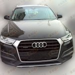 SPIED – 2015 Audi Q3 Facelift Images Crop Up; India Launch in 2015