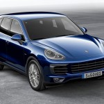 2015 Porsche Cayenne launched in India at 1.02 crores