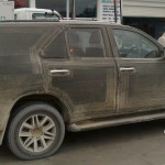 New Image of India-bound 2016 Toyota Fortuner Shows Side Profile