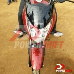 Spied – Honda CB Unicorn 160 Images from TVC Shooting