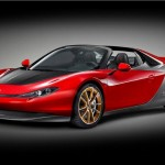 Check out the new Ferrari Sergio Images and Details