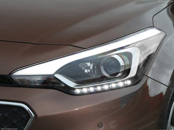 hyundai elite i20 cross-headlamp