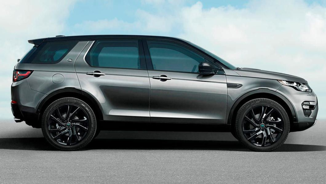 2015 Land Rover Discovery Sport side profile