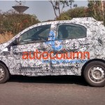 2015 Tata Kite caught on Video showing its interiors