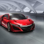 NAIAS – 2016 Acura NSX Revealed [All Pics and Details]