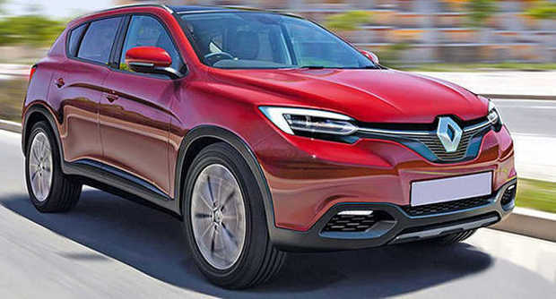 renault kadjar suv announced autocolumn. Black Bedroom Furniture Sets. Home Design Ideas
