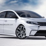 Next Generation Mitsubishi Lancer Speculative Images