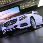 Mercedes Benz launches C-Class Diesel in India