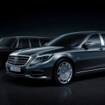 The New Mercedes-Maybach Pullman