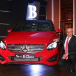 2015 Mercedes Benz B-Class and A-Class launched in India