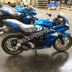 Suzuki Gixxer SF launch on 7 April