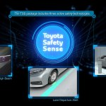 Lexus and Toyota brings low-cost Automated Braking Safety systems