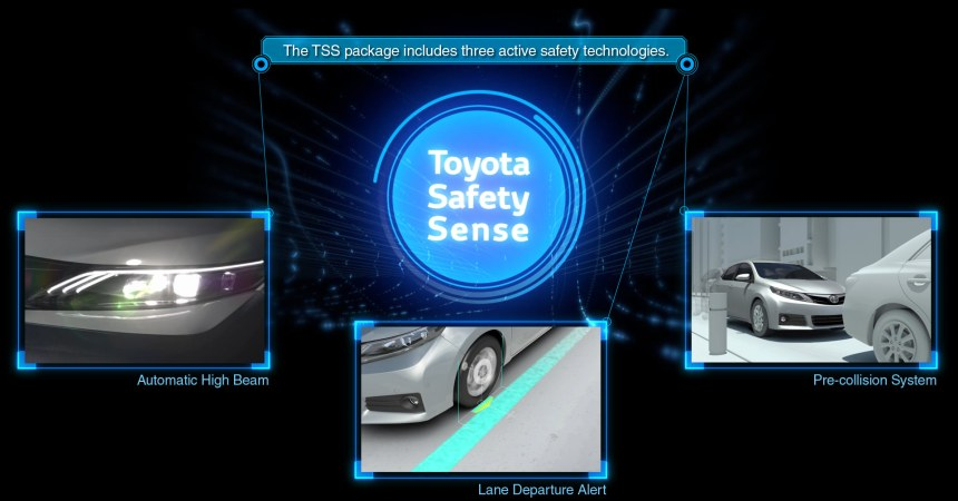Toyota Lexus Next Generation Safety Systems