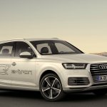 Audi Q7 e-tron To Get Optional Induction Charging