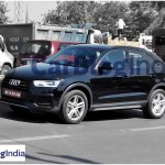 2015 Audi Q3 Facelift Spied in India