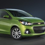 India bound 2016 Chevrolet Spark (Beat) lights up New York