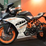 KTM 250 Duke and RC 250 unveiled in Japan