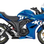 The Suzuki Gixxer SF 150 Fully-Faired Launches at   83,439