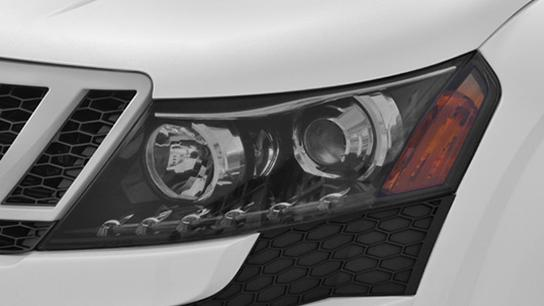 mahindra xuv500 headlamp.