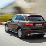 All New Mercedes 2016 GLC- Class Is Officially Unveiled