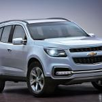 Chevrolet Trailblazer Will Take On Toyota Fortuner; Priced To Be around 21.5 lakh