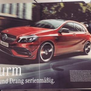 Mercedes A45 AMG Image