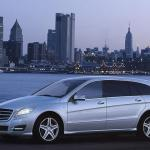 Mercedes R-Class Returns In China Again After A Slippery; Could Return In Other markets Too