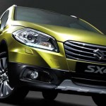 Maruti Suzuki's S-Cross SX4 launch Date Unveiled; To Be On The First half Of July