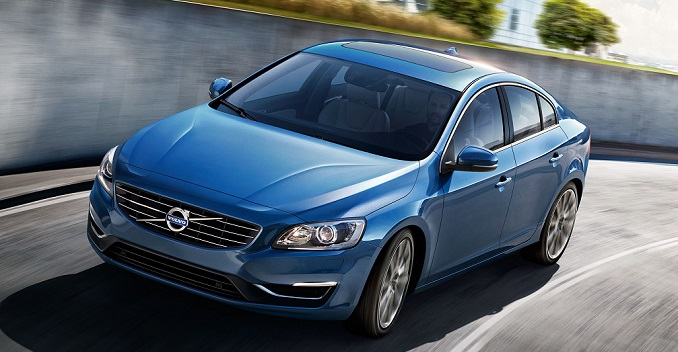 Volvo S60 Sedan Front Three Quarters