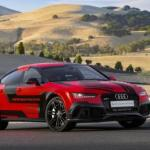 Audi RS7 Piloted Driving Concept Updated