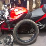 Bajaj releases report on broken rim of the Pulsar RS200