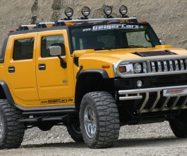 Hummer at droom