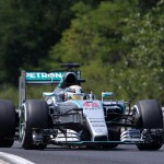 Hamilton takes pole for Hungarian GP