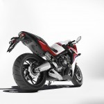 Now you can book your Honda CBR 650F for 50,000