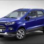 Refreshed Ford EcoSport launched at 6.79 lakh