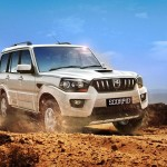 Yawn! Another automatic variant launched. This time its Mahindra Scorpio.