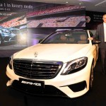 Mercedes AMG S63 launched in India at 2.53 Cr