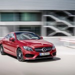 2016 Mercedes-Benz C-Class debuts ahead of Frankfurt Motor Show