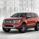 2015 Ford Endeavour details revealed