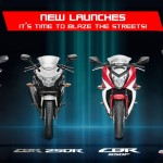 Honda launches 5 bikes at the Revfest including the CBR 650R
