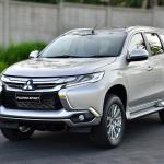 Get ready to go muddy with the 2016 Mitsubishi Pajero Sport