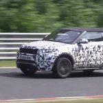 Spied: Range Rover Evoque Soft-Top