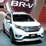 BRV Honda 2015 officially unveiled at GIIAS