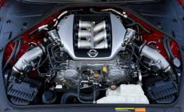turbo charged engine