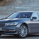 Frankfurt Motor Show Launches: 2016 BMW new 7- series