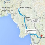 8 Beautiful destinations that will cover India-Myanmar-Thailand highway !