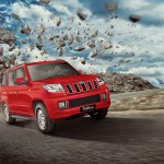 India's easiest to drive SUV: Mahindra TUV 300 features list