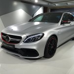 Mercedes AMG C63 S launched at 1.3 Crore